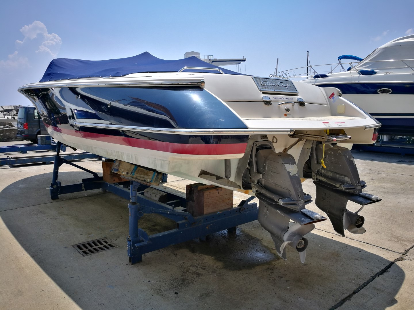 Chris Craft Corsair 28 full