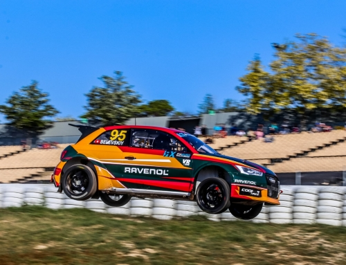 ALB enters European Rallycross Championship!